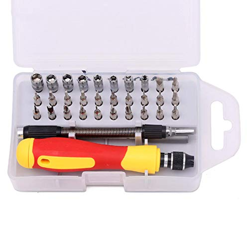 K8U148 @FATO Bakeey TM 33 in 1 Multi-Purpose-Schraubendreher-Set Hand Repair Tool Kits für iPhone Xiaomi PC iPad (Wireless Laserjet)
