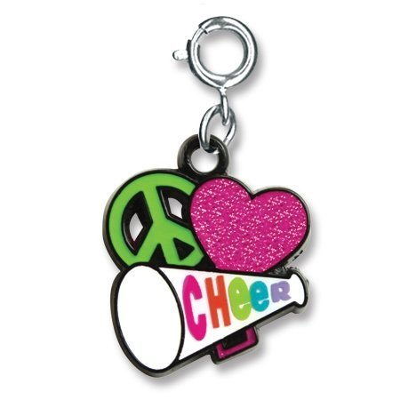 High Intencity CHARM IT! CHEER Cheerleading Bracelet Charm by High IntenCity