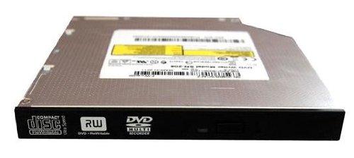 Fujitsu DVD SuperMulti intern Laufwerk (DVD±RW (±R DL)/DVD-RAM, Serial ATA, 13,3 cm (5,25 Zoll) schwarz (Sata-150 Notebook)