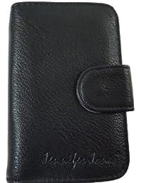 Jennifer Jones 1104 modernes Damen Portemonnaie 13 x 9 x 3,5 cm