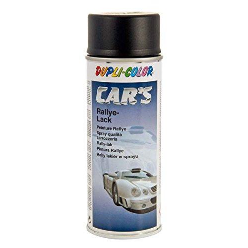 felgen lackspray Dupli Color 385872 Car's-Spray, 400 ml, Schwarz Matt