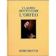 L'Orfeo. Favola in musica. Reprint (Documenta musicologica / Erste Reihe: Druckschriften Faksimiles)