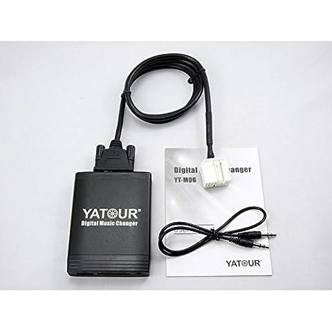 Modulo Yatour YTM06HON2 USB SD AUX Radio Honda Accord Civic CRV Piot Acura CSX MDX RDX TSX