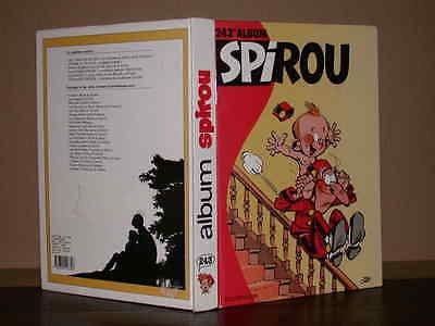 Album Spirou, tome 243