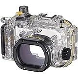 Canon WP-DC51 - Carcasa para fotografía subacuática (Conexión de fibra óptica para flash externo)