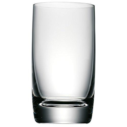 WMF Biergläser Saftgläser-Set 6-teilig Biergläser Saftgläser easy 250ml Kristallglas spülmaschinengeeignet