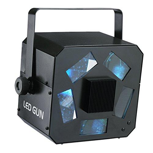 CONTEST LED GUN 10 W, RGBW Beam Strahler Lichteffekt