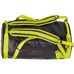 Helly Hansen HH Duffel Bag 2 Bolsa de Viaje, 60 cm, 50 Liters, Gris (Ebony)