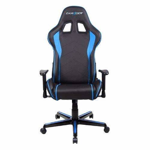 Robas Lund DX Racer Oh/FL08/NB Seggiolino Gaming Nero/Blu