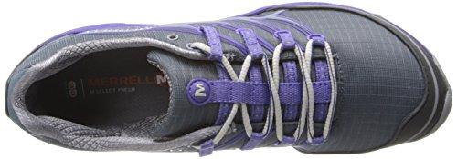 MerrellAllout Rush - Scarpe Running Donna Multicolore (Mehrfarbig (DARK SLATE/BLUE))