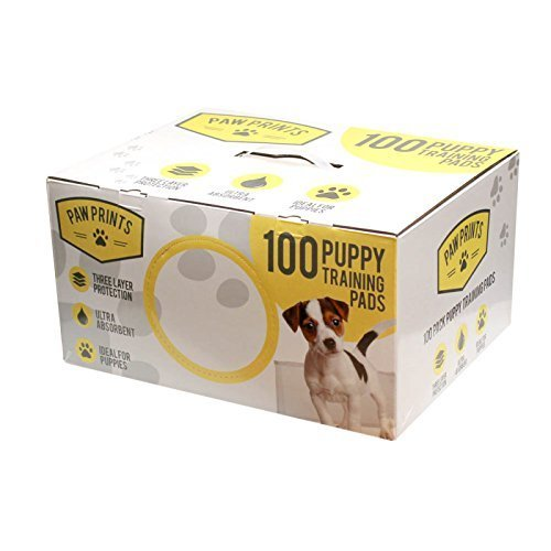 5 x 20 packs (100 Pads) Training Pads For Puppies