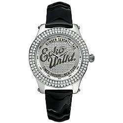 Marc Ecko E10038M1 - Reloj de pulsera para hombre, plata