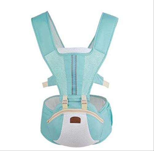 Baby Carrier Mini, Multi-purpose Breathable Baby Carrier, 4-position Omni 360 Cool Air, Breathable And Soft Baby Wrap For All Season vert