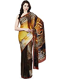 Satya Paul Georgette Saree with Blouse Piece
