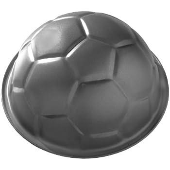Birkmann 212220 Motivbackform Fussball Mit Rezept Antihaft 22 5 X 11 5 Cm