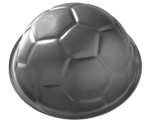 RBV Birkmann, 212220, Motivbackform Fußball groß, Ø 22,5 cm, Höhe 11,5 cm