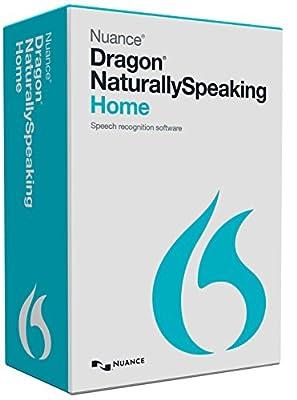 Dragon Naturally Speaking Home 13.0 [import anglais] de Nuance - Housses , Chargeurs , Kindle & Fire, Etuis , Téléphone Mobile, PC Portable, Tablette