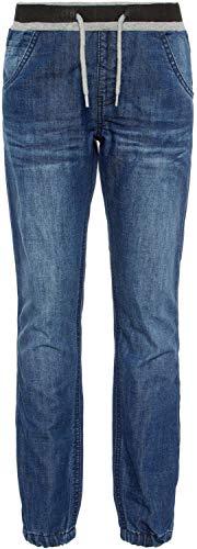 NAME IT Jungen Jeans NKMBOB DNMDARK 3170 Pant, Blau (Dark Blue Denim), (Herstellergröße:158)