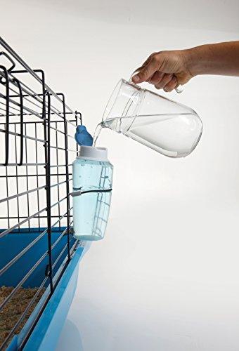 Savic Abreuvoir Bouteille pour Rongeur Transparent 1000 ml