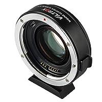EWOOP EF-EOS M2 Viltrox - Adaptador de Objetivo para cámaras Canon EF a ...