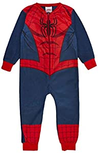 Boys Fleece Character Onesie Pyjamas Childrens All In One Pj's Size UK 1-10 Years from Various