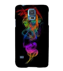 EagleHawk Designer 3D Printed Back Cover for Samsung Galaxy S5 Mini - D039 :: Perfect Fit Designer Hard Case