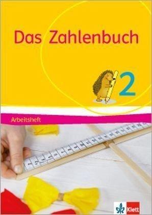 Preisvergleich Produktbild Das Zahlenbuch / Allgemeine Ausgabe ab 2017: Das Zahlenbuch / Arbeitsheft 2. Schuljahr: Allgemeine Ausgabe ab 2017