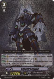 Cardfight!! Vanguard TCG - General General General Seyfried (BT02/S09EN) - Onslaught of Dragon Souls by Cardfight!! Vanguard TCG | Matière Choisie  c047b1