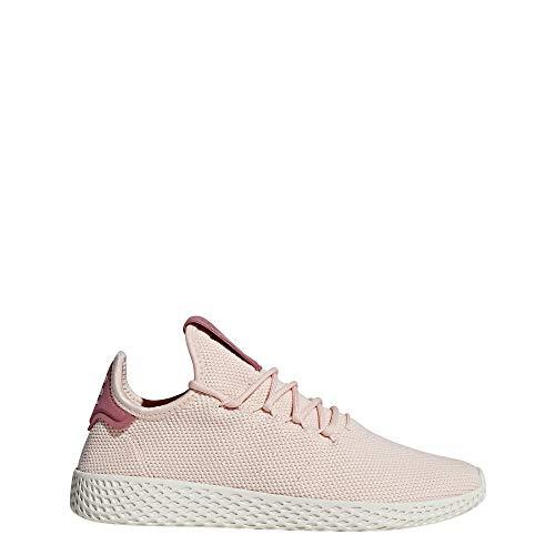 adidas Damen Pw Tennis Hu W Fitnessschuhe, Pink Roshel/Blatiz 000, 38 2/3 EU (Tennis-schuhe Für Damen)