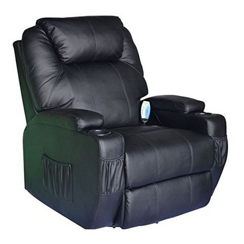 Cavendish Electric Recliner Chair With Heat Massage
