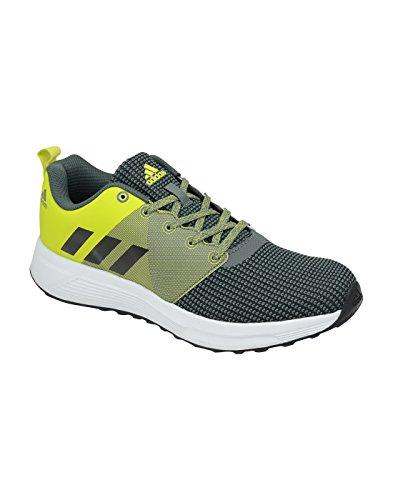 Adidas Men's Utiivy, Cblack and Shosli Running Shoes - 8 UK/India (42 EU)