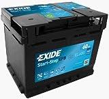 Exide EL600 EFB Autobatterie