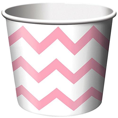 Treat Cups, colore: rosa pastello, confezione da 6