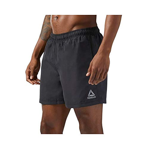Reebok Jungen Swim Boxer L schwarz (Reebok-boxer-shorts)