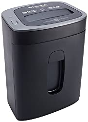 Swordfish 1000xc Plus 10 Sheet Cross Cut Paperdocument Shredder