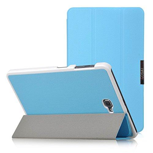 IVSO-Slim-Smart-Hlle-Tasche-Case-Schutzhlle-Cover-fr-Asus-Transformer-Pad-TF103C-Tablet-mit-Standfunktion-und-automatischem-SleepWake-funktion-Fr-Asus-Transformer-Pad-TF103C-Tablet-Schwarz
