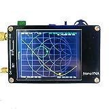 LouiseEvel215 Analizzatore di Rete vettoriale per analizzatore di antenne nanovna Piccolo e Portatile Software di Controllo per PC a Onde Corte MF HF VHF