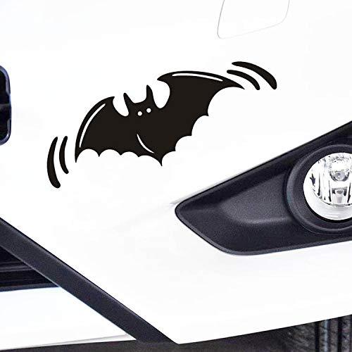 tonywu Reflektierter Pkw-Aufkleber Halloween-Demon-Karosserie-körperaufkleber Schwarz