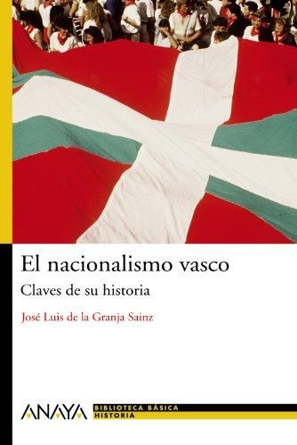 El nacionalismo vasco/ Basque Nationalism: Claves de su historia/ Keys of History