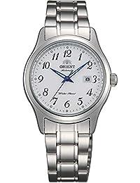 Orient Reloj Analógico para Mujer de Automático con Correa en Acero  Inoxidable FNR1Q00AW0 22d3adf5c935