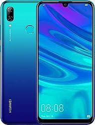 "Huawei P smart 2019 64GB Hybrid-SIM Aurora Blue EU [15,77cm (6,21"") LCD Display, Android 9.0, 13MP+2MP]"