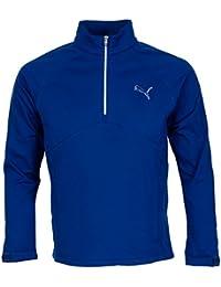 Puma Golf Mens Warm Storm Half Zip Popover