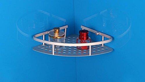 Mangeoo Drei Fuß stand, Badezimmer Rack, Dreieck, WC, Badezimmer, Waschtisch, Dreieck Korb, Storage Rack, Ecke frame, Modell 2611 single Lochen installation