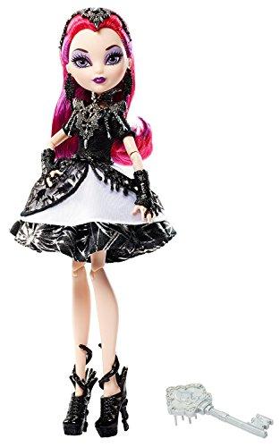Mattel Dhf97–Ever After High jouet–Dragon Jeux–Teenage Evil Queen Deluxe Édition spéciale poupée
