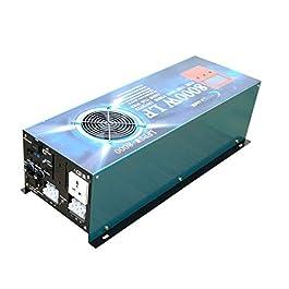 8.0 ATS Invertitore 8000W LF Pura Onda sinusoidale DC 12V a AC 230V Power Inverter Convertitore di Tensione Inverter a…
