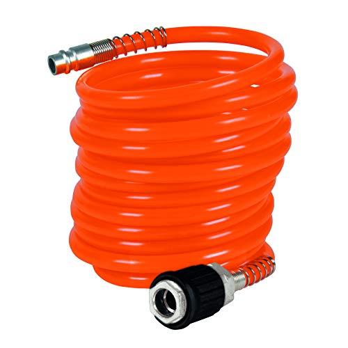 Einhell Druckluft Set, 3-teilig (4 m Spiralschlauch, Reifenfüllmesser, Ausblaspistole) - 5