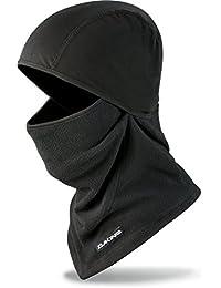 DAKINE Mütze Convertible Balaclava - Gorro de esquí para niño, color negro, talla de: one size