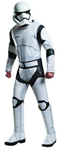 Rubies 3810672 - Stormtrooper Adult, STD, (Uk Kostüme Stormtrooper)