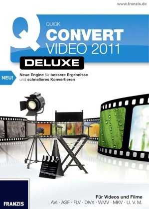 Quick Convert Video Deluxe 2011