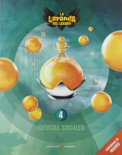 Proyecto: La leyenda del Legado. Ciencias Sociales 4. Comunidad de Madrid